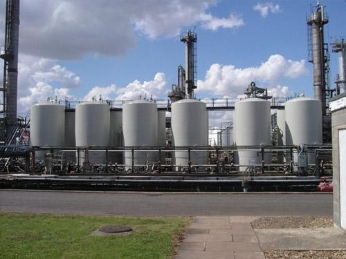 Petrochem Carless Refinery, Harwich