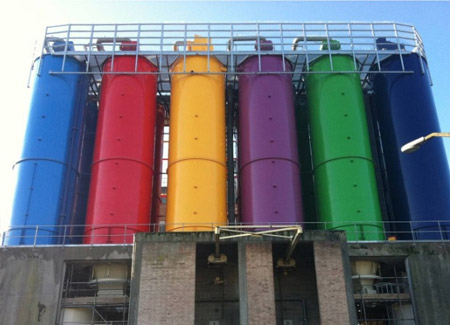 AkzoNobel Paint Factory
