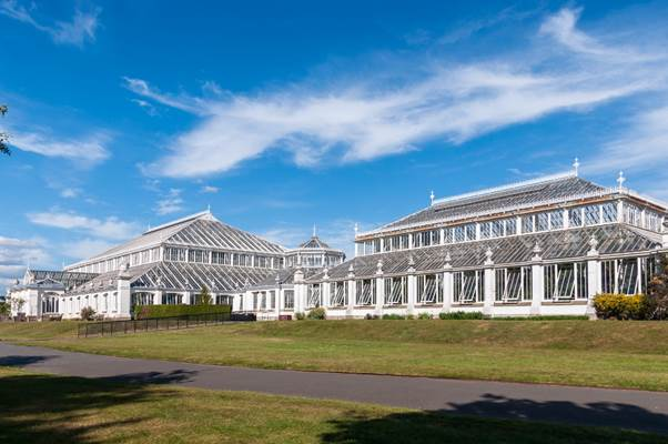 Temperate House at Kew Gardens